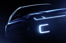 Auto China 2016: Beijing Showcar – Upper-class High-tech-SUV