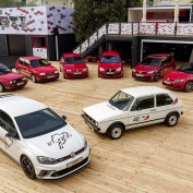 GTI Treffen 2016: GTI Meet – the iconic festival at Lake Wörthersee: world premiere of the 310-PS Golf GTI Clubsport S
