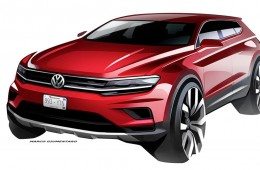 New Tiguan Allspace to be presented in Detroit