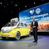Volkswagen at NAIAS 2017 – Press Conference