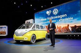 Volkswagen at NAIAS 2017 – Press Conference