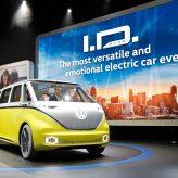 NAIAS 2017: Volkswagen presents the I.D. BUZZ