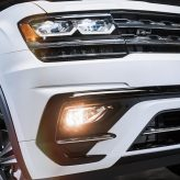 NAIAS 2017 – Volkswagen introduces Performance Inspired R-Line Appearance Package on All-New 2018 Atlas (USA)