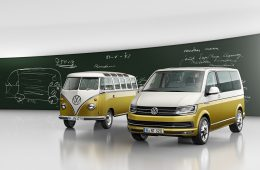 Geneva 2017: T6 Multivan – '70 Years of the Bulli' special edition!